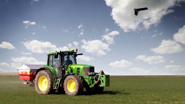 Drones y agricultura Universidad Internacional de Riego