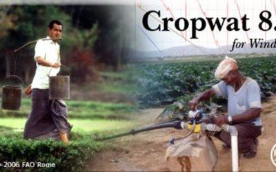 PROGRAMACIÓN DE RIEGOS CON CROPWAT (5 Diciembre 2018)